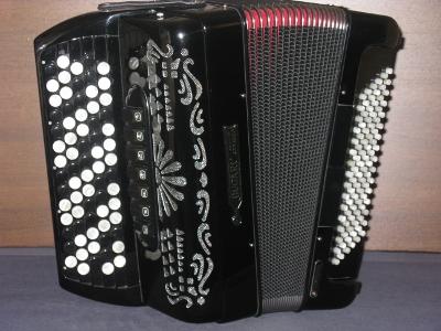 savon harmonikasta edullisesti bugari 3-äänikerta harmonikka